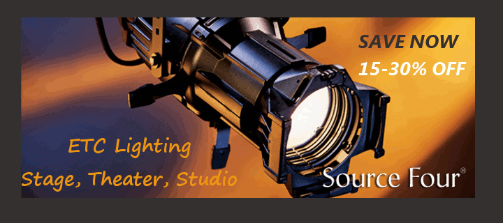 ETC Lighting Source 4 | Dimming and Control