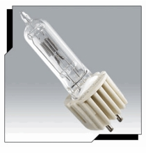 HPL 575W, 115VX, 3000K,  Long Life Bulb fits ETC Source 4