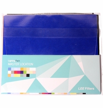 "Lee Master Location Lighting Gel Pack 36 Sheets 12""x10"" LS9050"