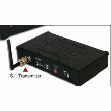 Leprecon Wireless DMX Transmitters and Receivers