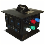 Lex 200A 3 Phase Moving Light Electrical Distro Box