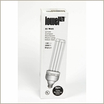 Lowel 80w, 120v, Daylight Compact Fluorescent Lamp, E1-80