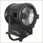 "Mole JuniorLED 10"" 400W Daylight Fresnel Light Non-DMX"