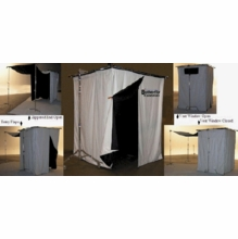 Monitor Enclosures / Video Village Butterfly Canopies