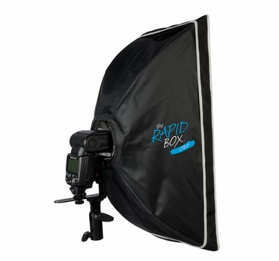 Rapid Box Portable Portrait Speedlite Kit Westcott