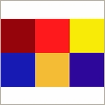 """Rosco E Color Party Gel Filter Pack (6) Sheets 10""""x12"""""""