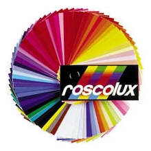 Rosco Roscolux Gel Sheets