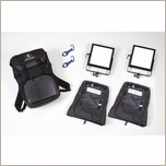 Rosco LitePad Vector LED 2 Light Backpack Kit - DAYLIGHT