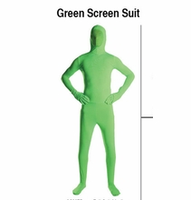 Savage Full Green Screen Suit w/ Software Medium, VIDGSMED