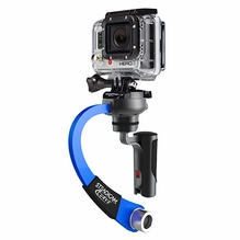 Steadicam Curve Go Pro Camera Stabilizer - BLUE