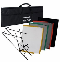 "Westcott 24""x36"" Fast Flags Kit 1957"