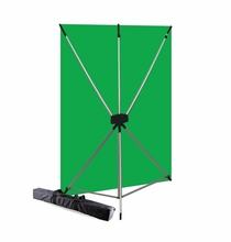 Westcott Chroma Key Green Screen X-Drop BackDrop Kit
