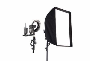 Westcott Magic Slipper Softbox Kit 2222
