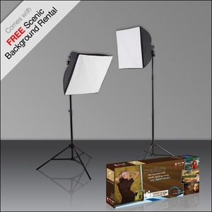 Westcott Photo Basisc uLite 2 Light Kit , 404