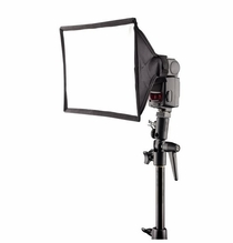 Westcott PocketBox Max Softbox for On Camera Flash, 267