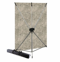 Westcott Quarry X-Drop BackDrop Kit, 5' x 7', 576K