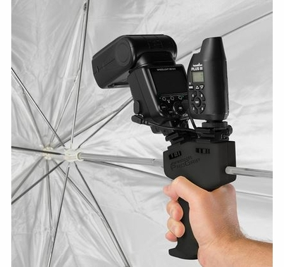 Westcott Speedlite ProGrip Handle Kit w / Umbrella