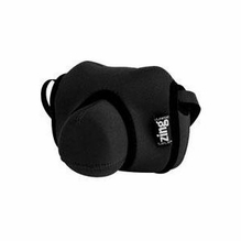 Zing Neoprene Standard Camera Cover, Black, SBK1, 501-101