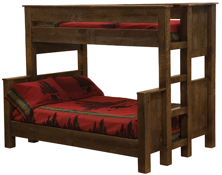 Single Bunk Bed : Frontier Double/Single Bunk Bed