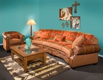 Jackson Leather Living Room Set