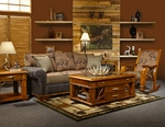 Whitetail Ridge III Living Room Furniture