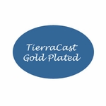 TierraCast Antique Gold, Gold, Copper Plated Pewter
