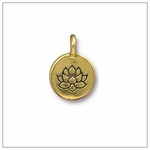 TierraCast Gold Plated Petwer Charms USA