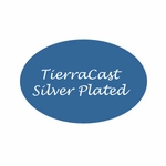 TierraCast Antique Silver Plated Pewter