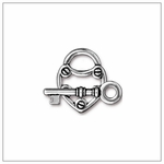 TierraCast Toggles and Hook 'n' Eye Clasps
