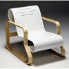 Alvar Aalto 41 -  Paimio Scroll Chair