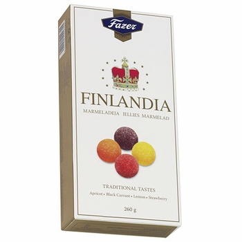 Fazer Finlandia Fruit Jellies - Click to enlarge