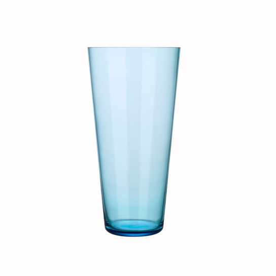 "iittala Kartio 11"" Light Blue Vase"