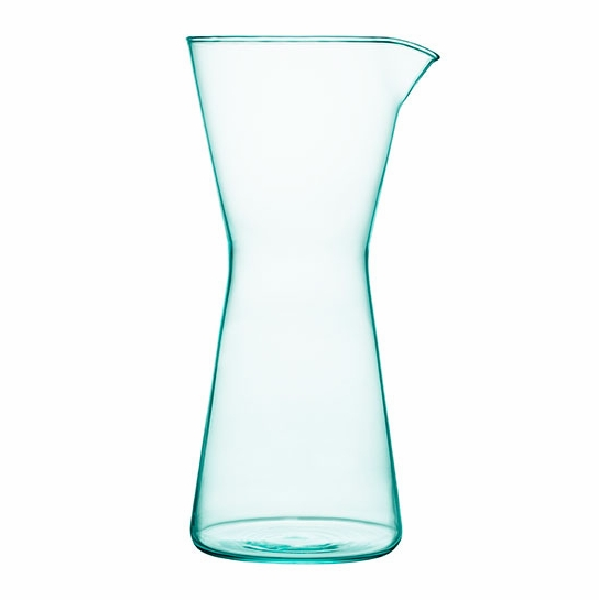 iittala Kartio Water Green Pitcher