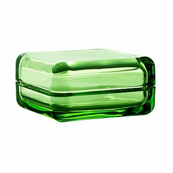 iittala Large Apple Green Vitriini Box - Click to enlarge