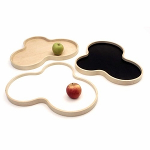 Majamoo Wooden Serving Trays - Click to enlarge