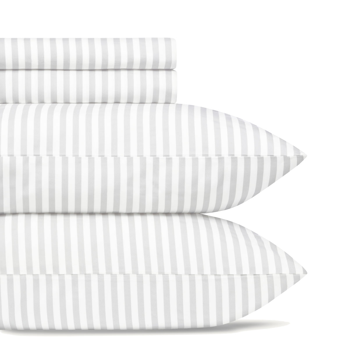 The sateen provides the perfect finishing touch to any sheet set. Threaded to Perfection We've constructed an optimal thread count to maximize softness while keeping the sheets lightweight, breathable and strong.