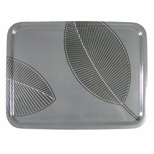 Marimekko Black Stilla Serving Tray - Click to enlarge