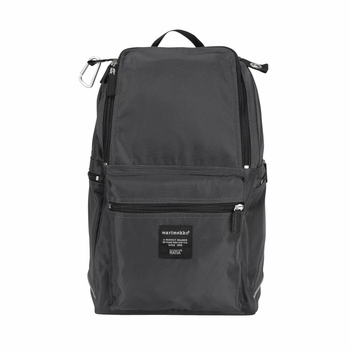 Marimekko Buddy Charcoal Backpack - Click to enlarge