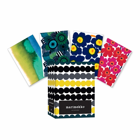 Marimekko Postcards Set of 100
