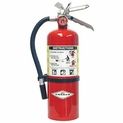 Amerex B500 5 lb. Multi-Purpose Fire Extinguisher 2A:10B:C - with Wall Bracket