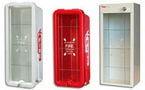 Fire Extinguisher Cabinets & Covers