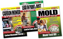 Home Safety Test Kits