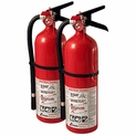 Mayday EE32 First Alert  43 ounce 5BC Fire Extinguisher - Set of 2