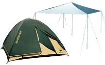 Shelters, Tents, Canopies & Tarps