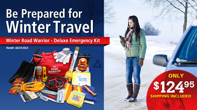 Car or Truck Emergency Kit
