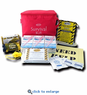 The Commuter Emergency Preparedness Kit - Set of 3 Kits