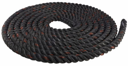 """Body Solid 1.5"""" x 40' Battling Rope"""