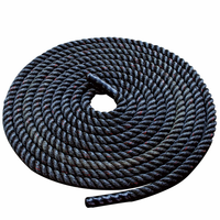 "Body Solid 1.5"" x 50' Battling Rope"