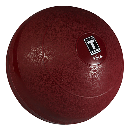 Body Solid BSTHB15 Slam Ball - 15lb