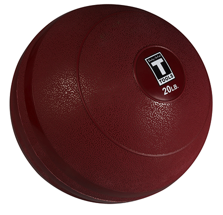 Body Solid BSTHB20 Slam Ball - 20lb